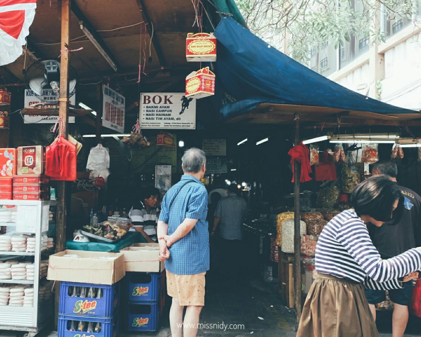 Wisata Kuliner Halal Di Gang Gloria Glodok