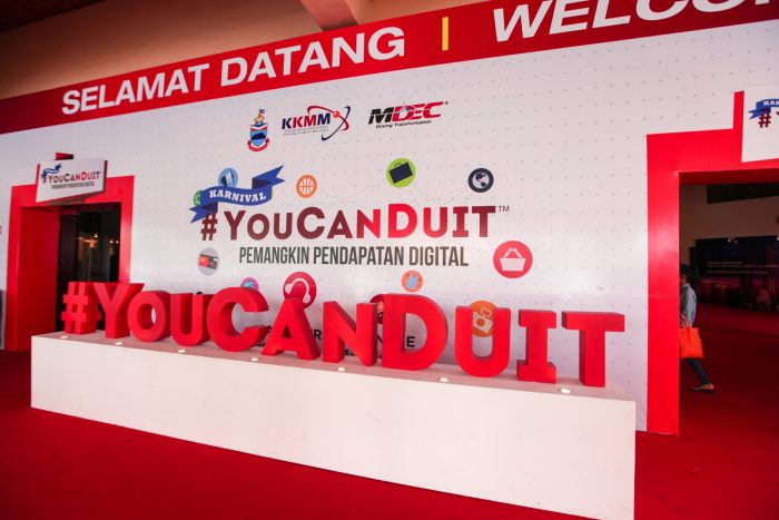 #YOUCANDUIT! Jana Pendapatan Tambahan Digital Melalui e-Rezeki & e-Usahawan