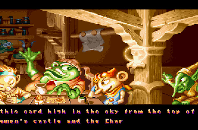 Three Wonders Stage 1 Story Screenshot