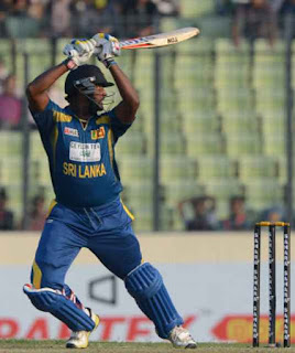 Bangladesh vs Sri Lanka 1st ODI 2014 Highlights