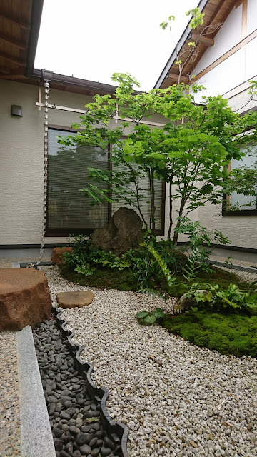 จัดสวนญี่ปุ่น