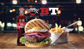 أسعار منيو ورقم وعنوان فروع مطعم بي تي برجر BT Burger