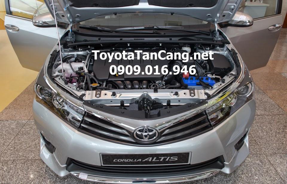 corolla altis 20 v toyota tan cang 20 -  - Toyota Corolla Altis 2014 và Mazda 3 2015: Chiếc xe nào dành cho bạn?