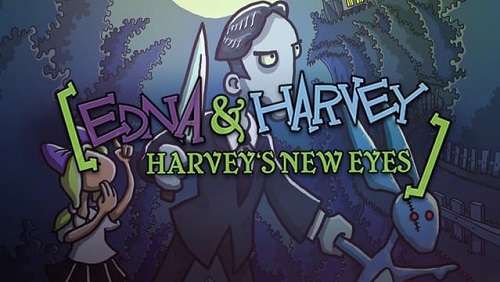 Edna & Harvey: Harvey's New Eyes Gameplay