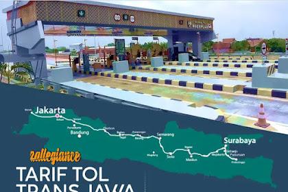 Harga Tarif Tol Trans Jawa September 2020 Terbaru: Merak, Jakarta, Bandung, Solo, Surabaya