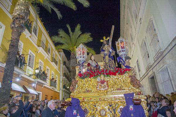 ¡Suspendida la Semana Santa de Cádiz 2020!