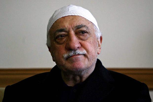 Turki meminta AS menyerahkan Fethullah Gulen yang diduga menjadi dalang dari kudeta militer