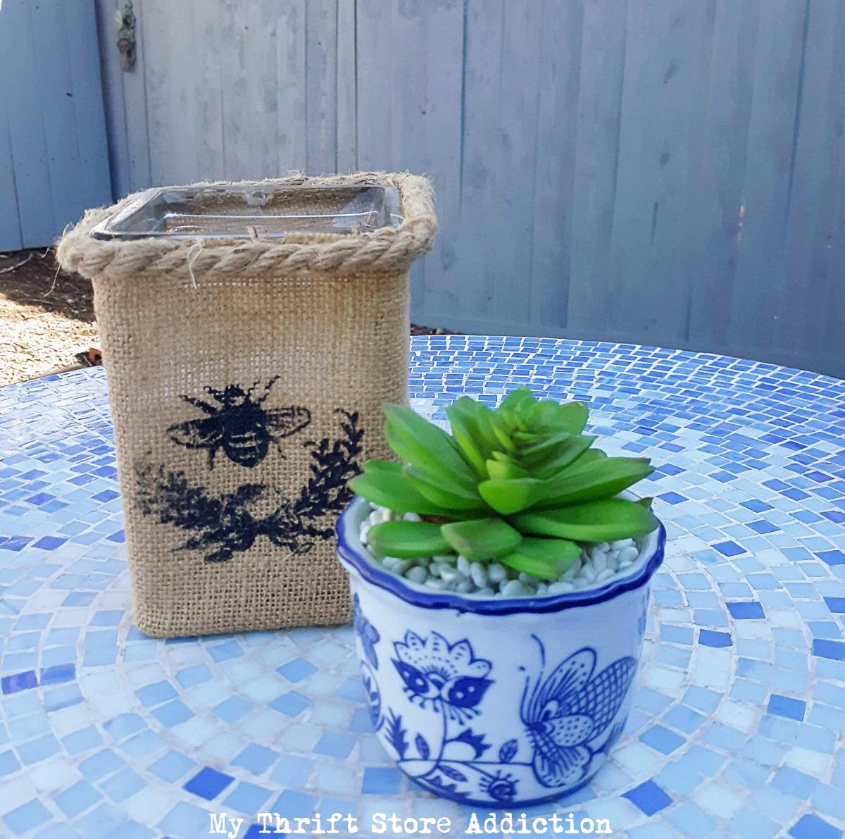 patio table refresh