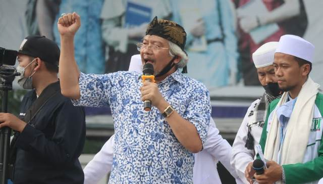MS Kaban: Ide PDIP Ubah RUU HIP jadi RUU PIP Suatu Kelicikan Politik, Panglima TNI Kenapa Diam?