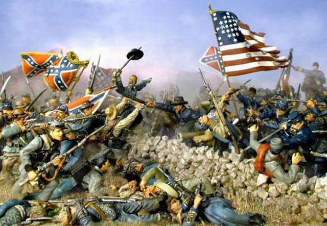 pertempuran Gettysburg