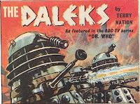 TV21 Comics Dalek Drone 01