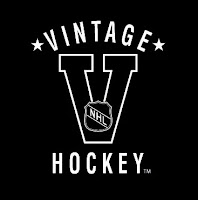 NHL Vintage Hockey logo