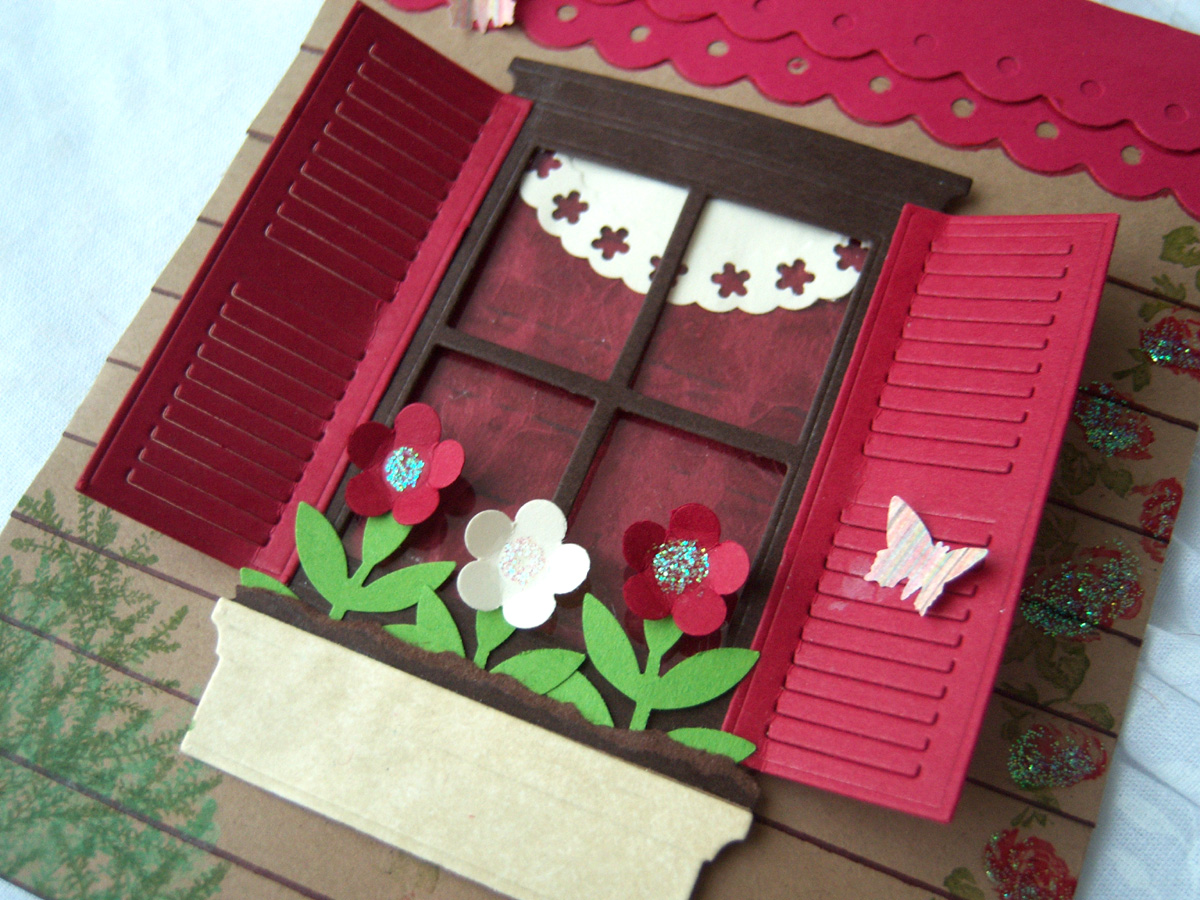 Shoregirl's Creations: Window Cards