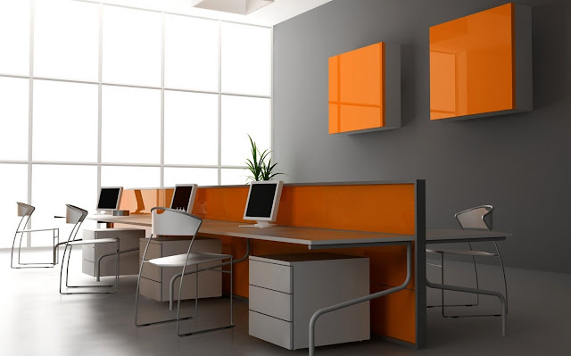 wall paint design ideas for office