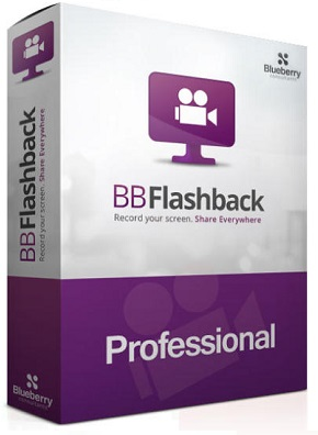 BB FlashBack Pro Edition 5.22.0.4178 poster box cover