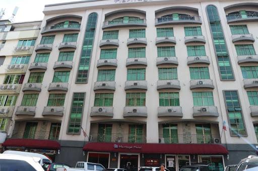 Heritage hotel Tawau