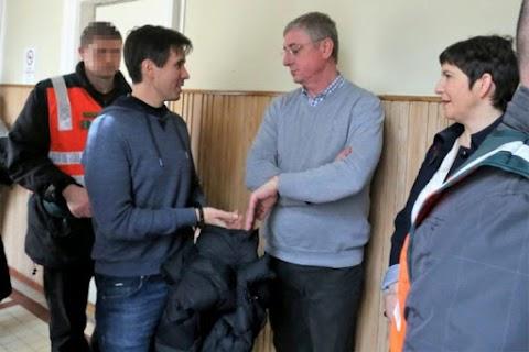 Elfogultságot jelentettek be a bírák a csaló Czeglédy Csaba ügyében