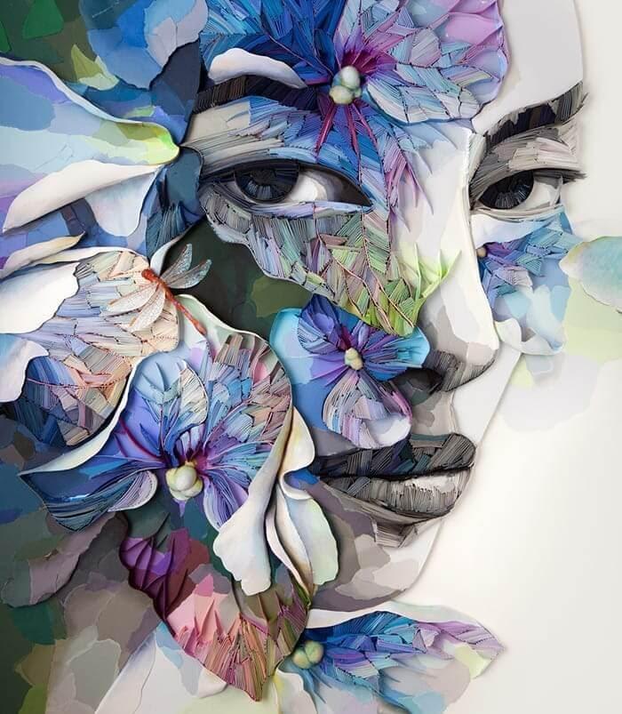 15-Flowers-shape-the-features-Yulia-Brodskaya-www-designstack-co