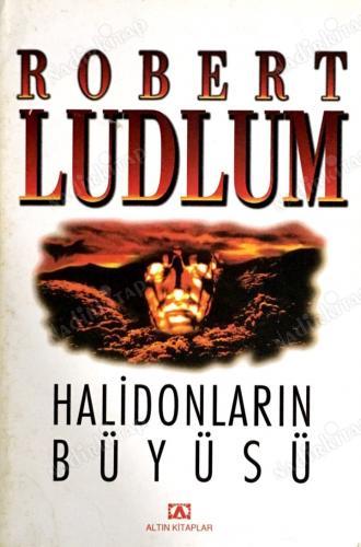 Halidonların Büyüsü - Robert  Ludlum - EPUB PDF Ekitap indir
