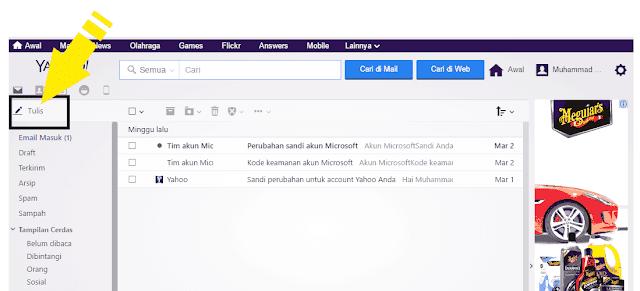 cara-mengirim-email-melalui-yahoo