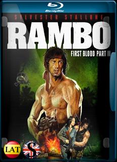 Rambo 2 – La Misión (1985) REMASTERIZADO REMUX 1080P LATINO/INGLES