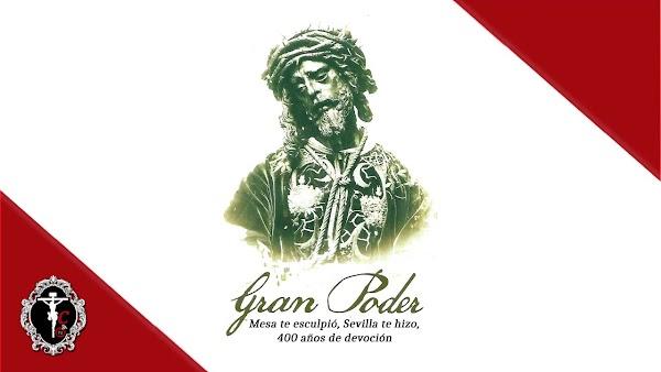 """Vídeo de la Exposición del Señor del Gran Poder """"Mesa te esculpío, Sevilla te hizo."""""""