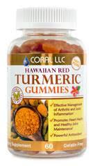 coral llc turmeric gummies