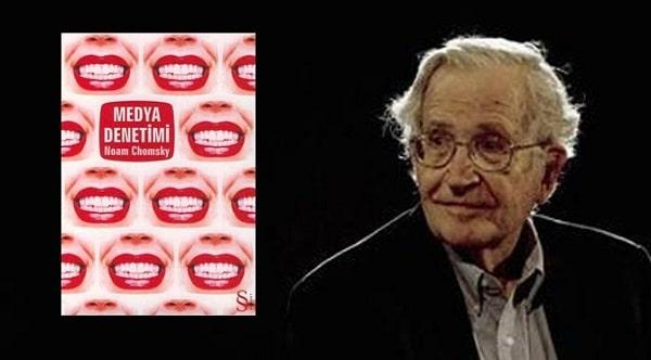 Noam Chomsky – Medya Denetimi (Propagandanın Olağanüstü Başarıları) – Kitap özeti