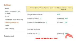 Ads.Txt kya hai? Google Adsense me Ads.Txt ko Fix kaise kare Blogger me hindi jankari
