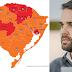 Leite confirma bandeira vermelha para Santiago e Região
