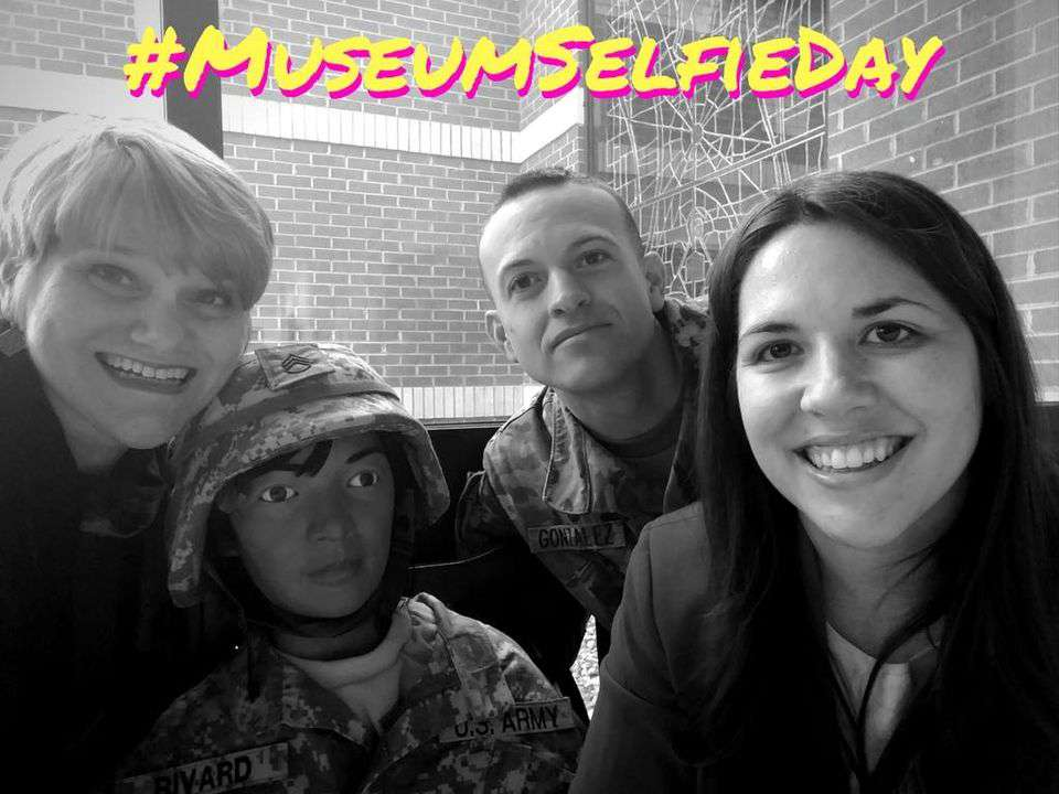 Museum Selfie Day Wishes pics free download