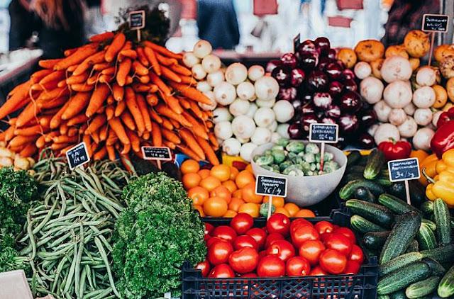 Tips Aman Belanja Sayur Online Di Tengah Wabah Covid-19