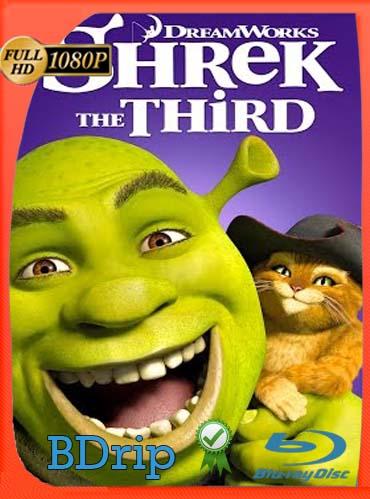 Shrek 3: Tercero (2007) BDRIP1080pLatino [GoogleDrive] SilvestreHD