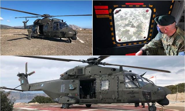 «Ανάσα» με τα NH-90 – Ενίσχυση Μονάδων Ειδικών Επιχειρήσεων