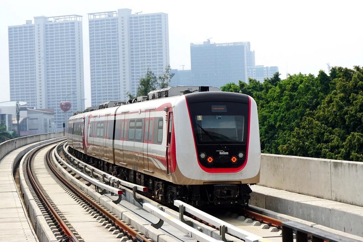 Proyek LRT Mulai Uji Coba, Minat Membeli Hunian di Cipayung Meningkat