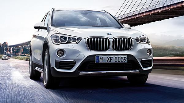 Gli interni della nuova BMW X1