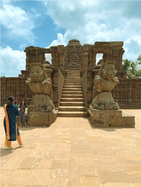 Everything You Need to Know About Konark Sun Temple, konark temple facts