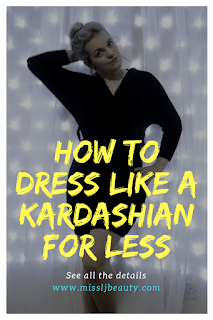 kardashian style for less