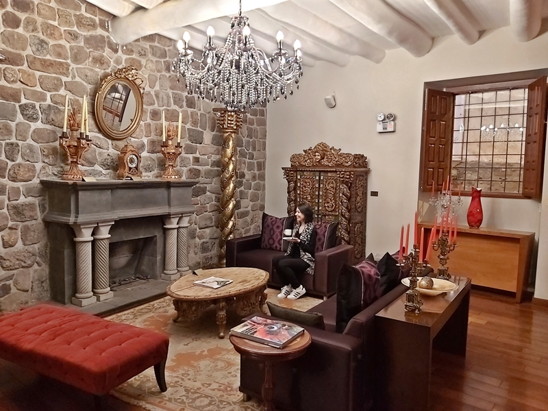 Melhor Hotel para lua de mel em Cusco