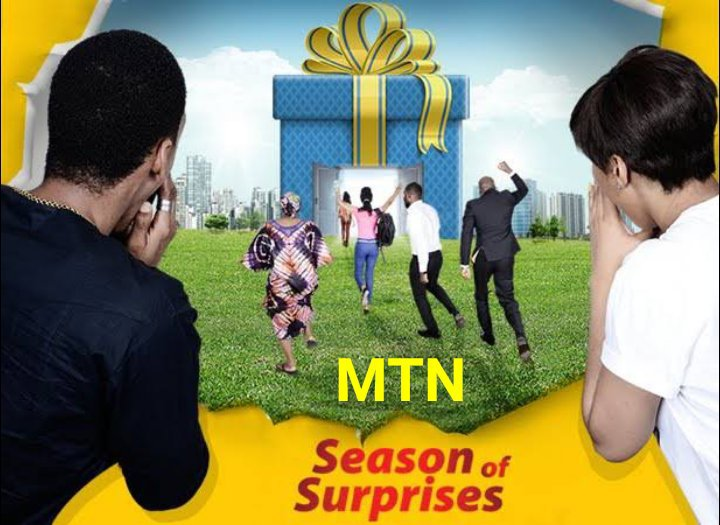MTN Season of Surprises: Get at least 500MB as a Christmas Gift from
