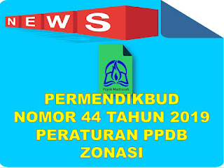 permendikbud no 44 tahun 2019