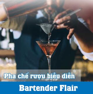 Khóa Học Pha Chế Rượu Biễu Diễn-Bartender Flair ebook PDF-EPUB-AWZ3-PRC-MOBI
