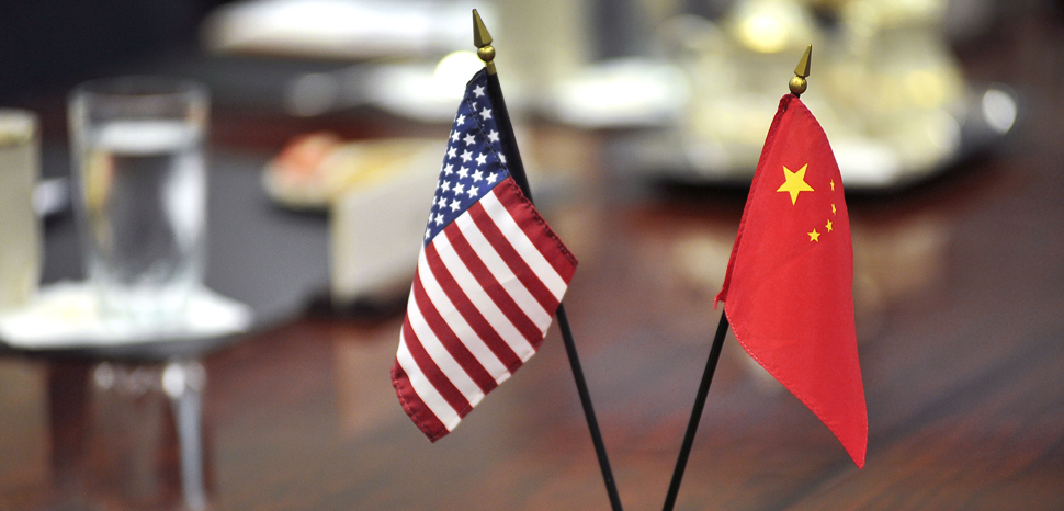 الجيش الامريكي الجيش الصيني الصراع الامريكي الصيني