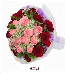 Pesan Bunga Rangkaian
