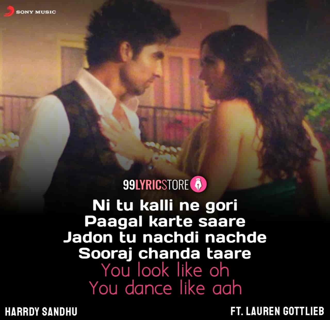 Dance Like Song Images Of Harrdy Sandhu