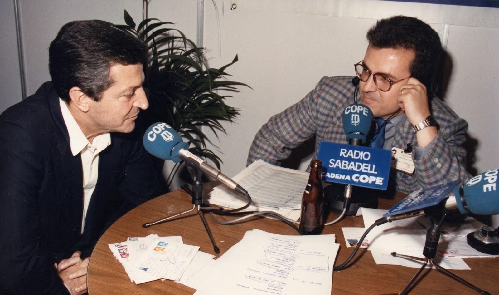 35 AÑOS DE #LRM, DE MANOLO GARRIDO