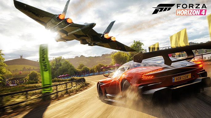 Comprar Forza Horizon 4 Black Friday