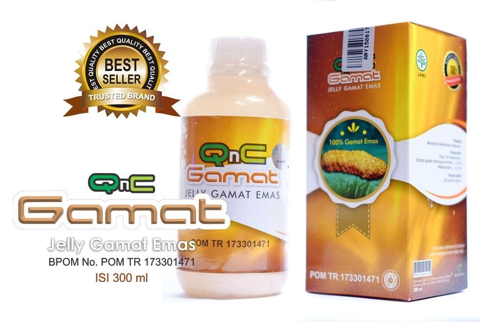 Manfaat Dan Harga QnC Jelly Gamat