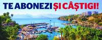 Castiga o vacanta de vis in Turcia, pe Costa Licia - concurs - adevarul - premii - televizor - electrocasnice - castiga.net