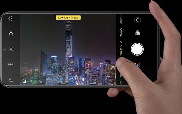 Mode atau Fitur Kamera Vivo V11